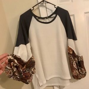 Ruthie Grace Boutique blouse!